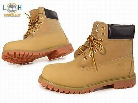 chaussure nu pied homme timberland